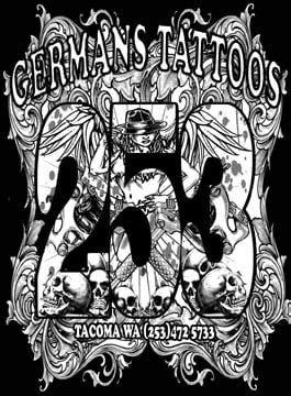 tattoo parlor tacoma german s tattoos tattoo tacoma wa yelp