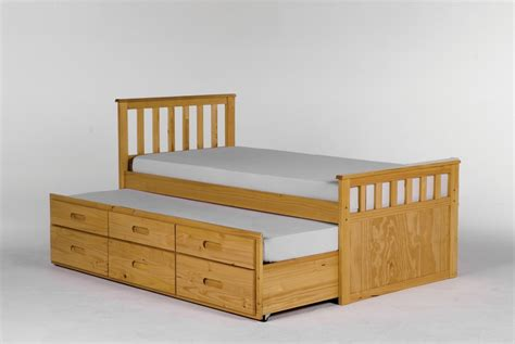 bed with pull out bed bonsoni sleepover pull out bed frame single bed frame 3ft