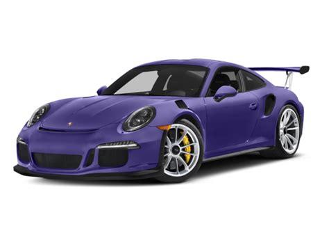 porsche 911 base price new 2016 porsche 911 2dr cpe gt3 msrp prices nadaguides
