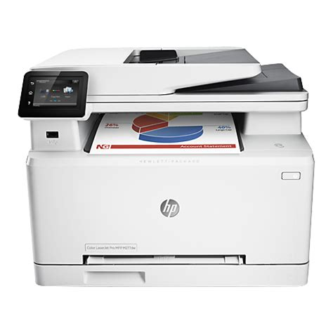 netbuy 174 impresora hp laser jet color multifuncion m277dw