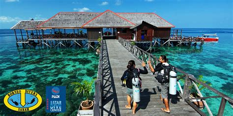 mabul dive resort borneo divers mabul resort scubahive