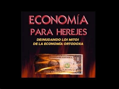 libro herejes video del libro quot econom 205 a para herejes quot de dante a urbina youtube