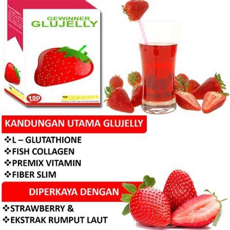 Minuman Collagen minuman collagen glujelly herbal halal