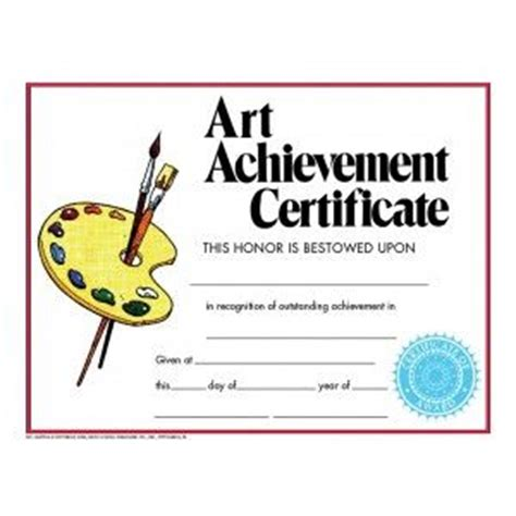 certificate templates for art awards 14 best images about art award certificates on pinterest