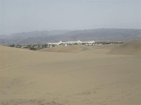 canarie turisti per caso le dune di maspalomas viaggi vacanze e turismo turisti
