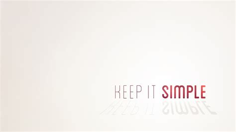simple for keep it simple quotes quotesgram