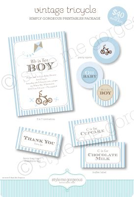 layout nfe mg style me gorgeous print to party decor vintage tricycle