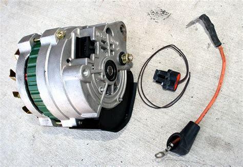 gm 1 wire alternator conversion newhairstylesformen2014