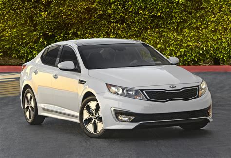 Kia Optima Weight 2012 Kia Optima Hybrid Technical Specifications And Data