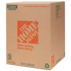 the home depot 18 in x 18 in x 24 in 65 lb large box