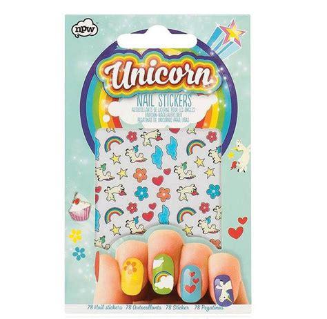 Npw Nail npw unicorn nail stickers