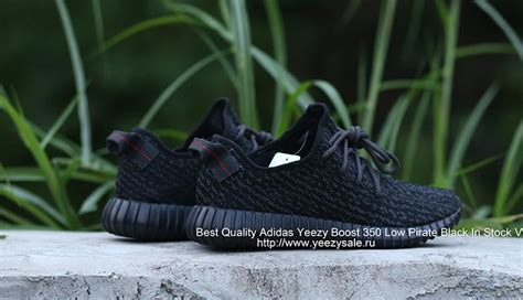 Bestquality Adidas Yezzy Boost 350 Pirate Black Termurah best quality adidas yeezy boost 350 low pirate black in