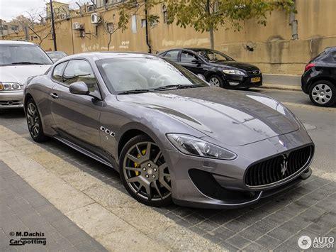 100 Maserati Israel Maserati Maserati Grey Spider