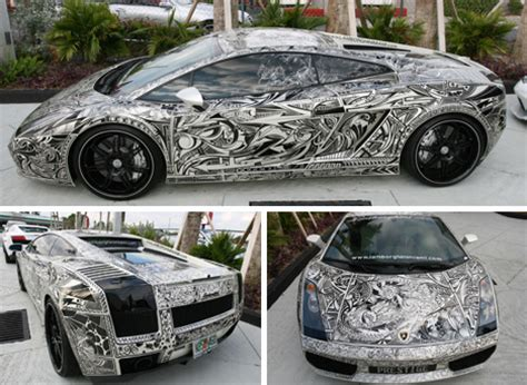 Extreme Art in Motion: 10 Crazy Cool Artistic Car Mods