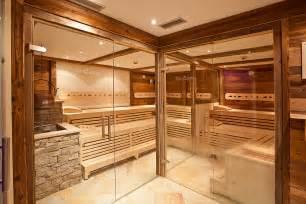 saunarium at the hotel berner in zell am see sauna