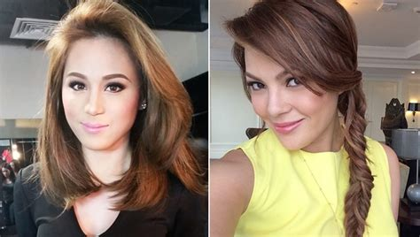 color for hair for filipino wpmen midweek celebrity selfie mane attraction preview