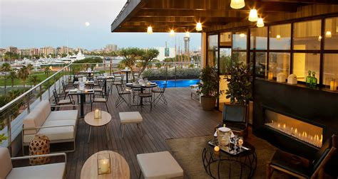 Roof Top Bars Barcelona by