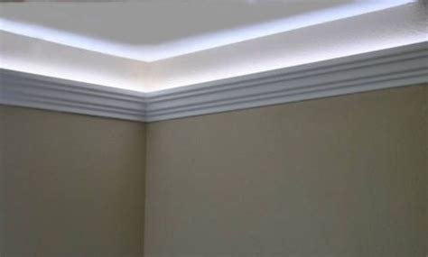 installing crown molding with led lighting 40 best arched opening images on pinterest crown