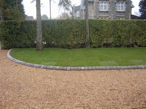 driveway edging 449 best images about driveway landscaping and curb appeal