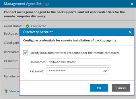 console log apply applying patches to veeam backup agents veeam