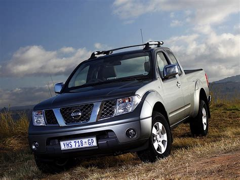 King Nissan by Nissan Navara Frontier King Cab Specs Photos 2005