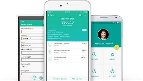 app design report expense report app mobile expense reporting zoho expense
