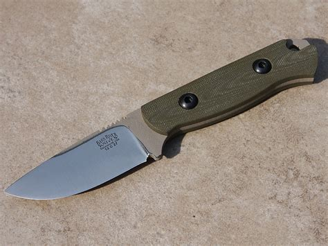 bark river necker bark river knives bravo necker review woodsmonkey
