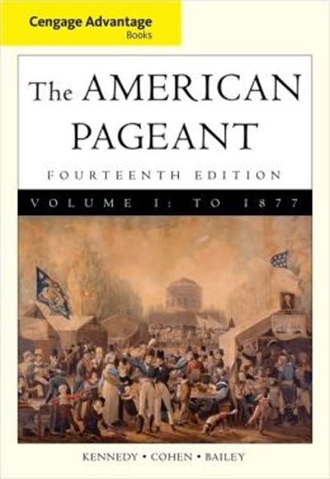 Chapter 10 American Pageant Outline by The American Pageant History Book