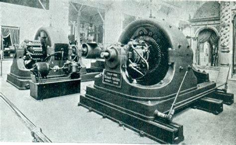 Tesla Generators Nikola Tesla Ac Polyphase System