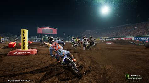 ama motocross game monster energy supercross the official videogame ps4