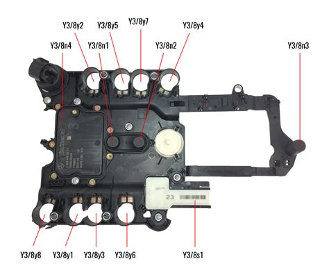 mercedes 722 9 conductor plate tcm failure overview