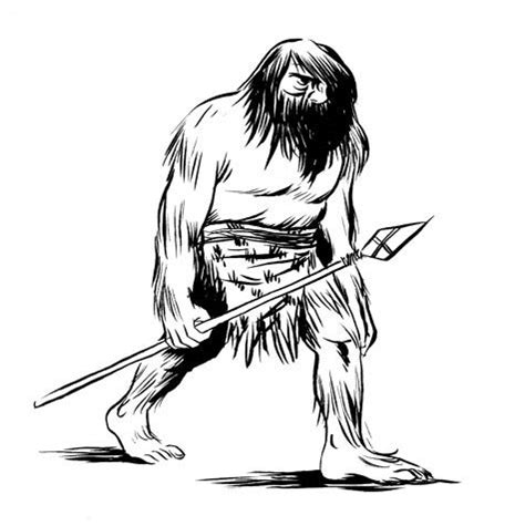 early humans coloring page caveman coloring sheets caveman colouring pages animal