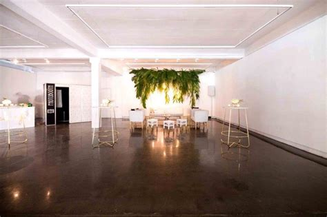wedding function room hire melbourne 524 flinders blank canvas venues city secrets