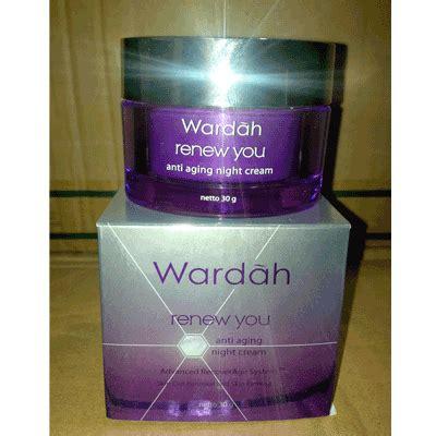 Harga Krim Siang Wardah Step 1 ini dia 4 rekomendasi krim malam dari wardah cosmetics