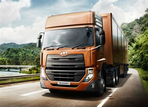 brand volvo truck volvo s ud truck unit launches quester heavy truck brand