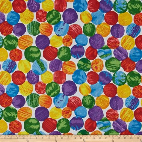 Eric Carle Rug by The Hungry Caterpillar Dot Multi Discount