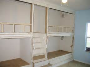 Built In Bunk Bed Plans Pdf Diy Built In Wall Bunk Bed Plans Building Corner Cabinets Plans 187 Woodworktips