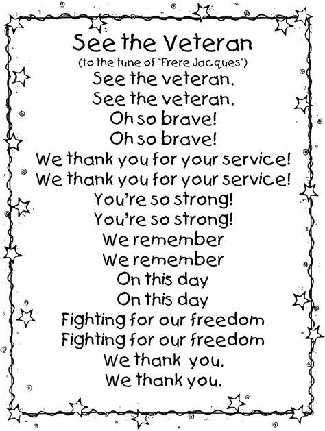 kindergarten activities veterans day first grade wow veterans day mini unit poetry for