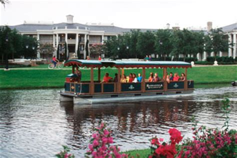disney's port orleans resort riverside activities