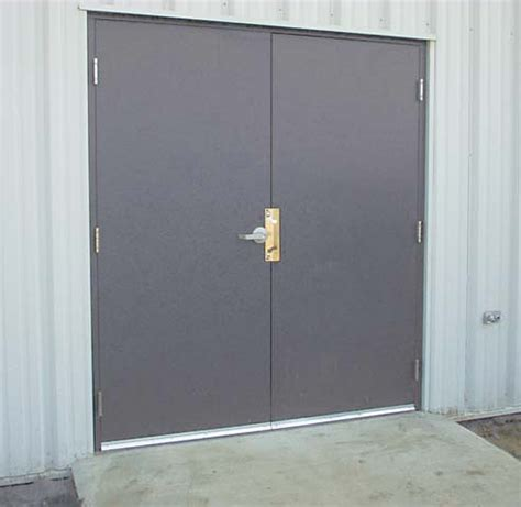 Doors Harryslumber Commercial Metal Doors Exterior