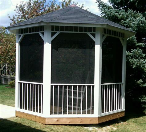 Aluminum Screen Porch Aluminum Screened Porch Panels At Deck Builder Outlet