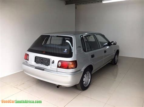 Used Cars Port Elizabeth by 2002 Toyota Tazz 130 Used Car For Sale In Port Elizabeth