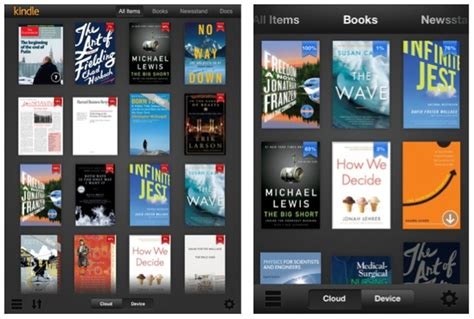 design app for kindle kindle for ios updated with retina ipad support new