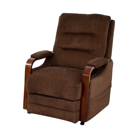 bobs furniture recliner chair 82 off bob s furniture bob s furniture brown recliner