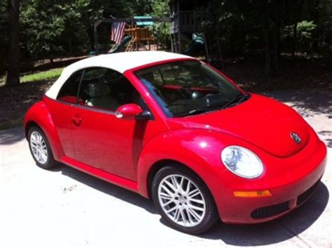 hayes car manuals 2007 volkswagen new beetle security system find used 2007 vw beetle convertable in cartersville georgia united states for us 9 800 00