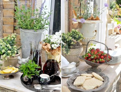Garden Wedding Shower by Bridal Shower Inspiration With Bullard Merci New