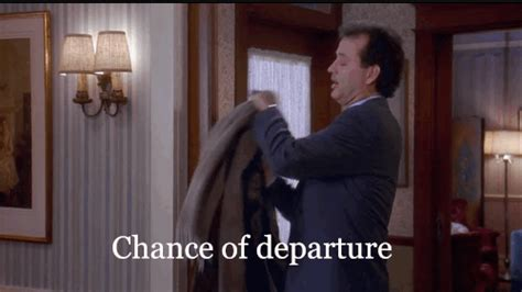 groundhog day vs 50 dates groundhog day goodbye gif find on giphy