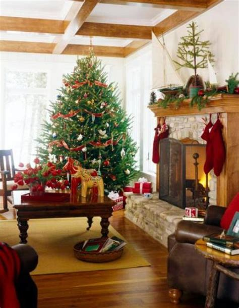christmas rooms 55 dreamy christmas living room d 233 cor ideas digsdigs
