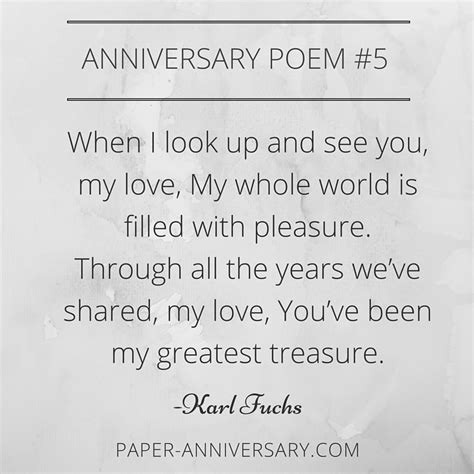 wedding anniversary poems for my 10 ridiculously anniversary poems for