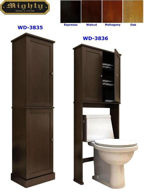 space saver bathroom shelves wooden 2 door bathroom pantry spacesaver bathroom